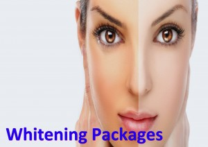 Whitening Packages